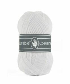 Durable Cosy Fine, wit, 310