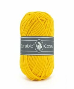 Durable Cosy, kanarie geel, 2181