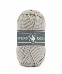 Durable Cosy, grijs/bruin, 341, pebble