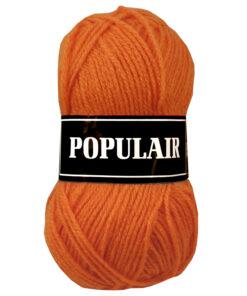 Populair oranje acrylgaren
