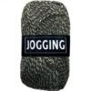 jogging groen bruin wit 490 sokkenwol