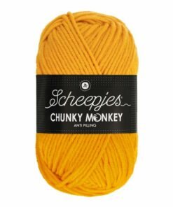 Chunky Monkey Golden yellow (1114)